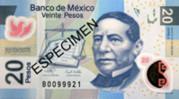 20 Peso Banknote