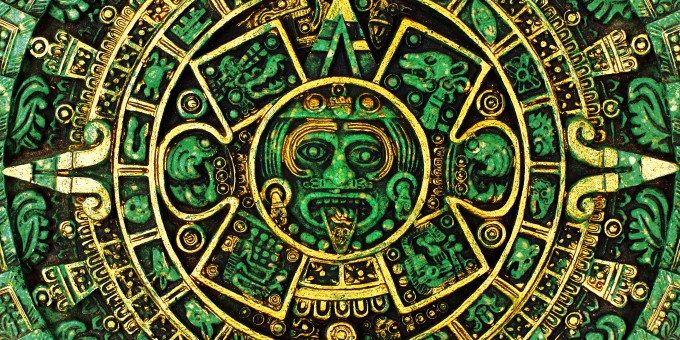 Aztec Calendar - Pre Columbian Era
