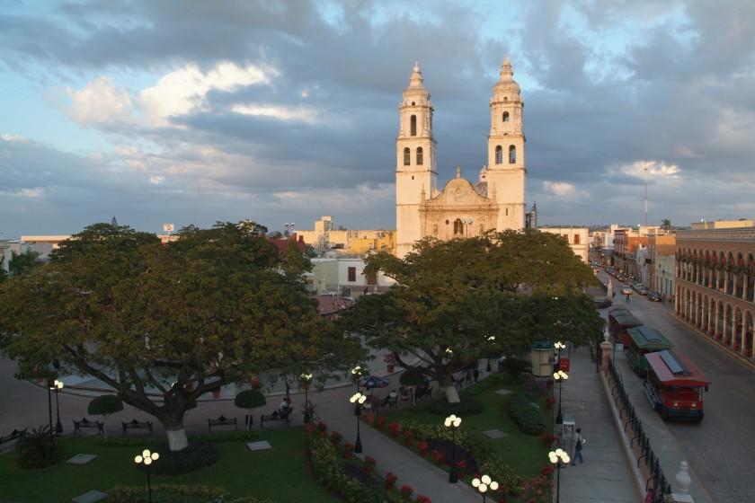 Campeche Historic Center, Mexico