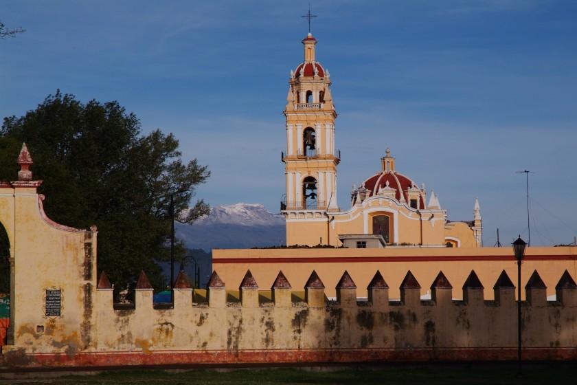 Cholula, Puebla, Mexico