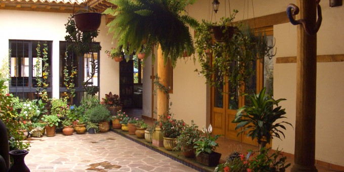 Colonial Home Patzcuaro