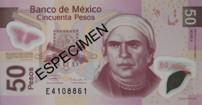 50 Peso Banknote