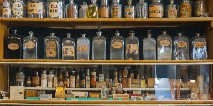 Apothecary's Cabinet