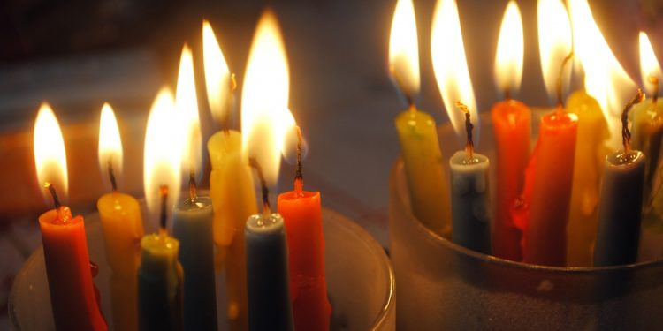 Atmospheric Candles