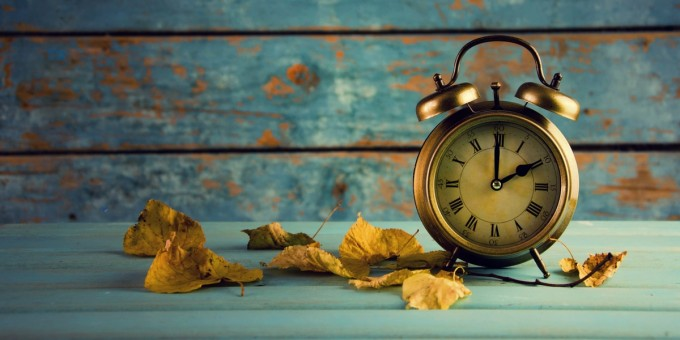 Autumn Clock Change