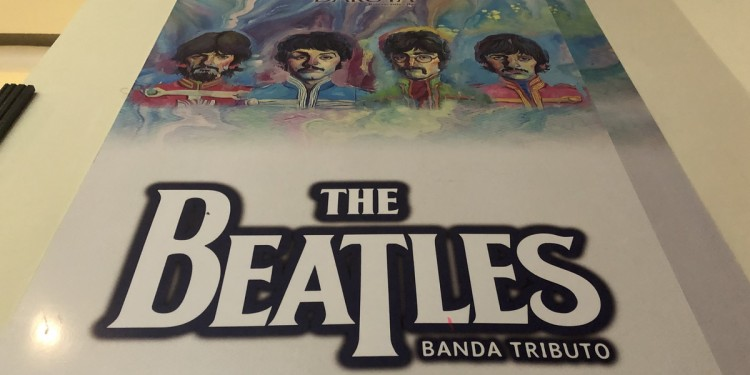 Beatles Tribute Band Poster