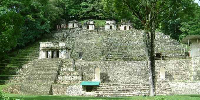 Bonampak, Chiapas, Mexico