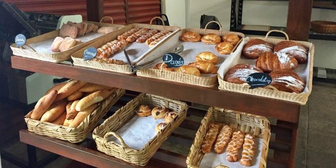 Fresh Bread in Mexico