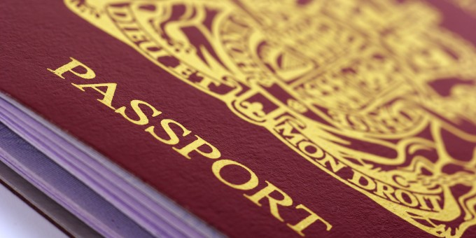 UK British Passport