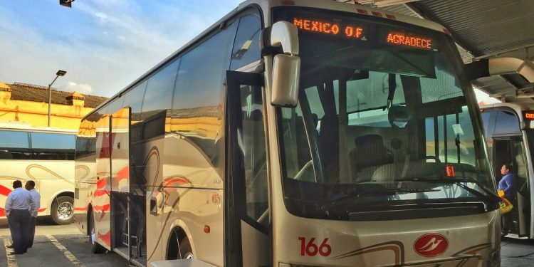 Bus Travel in Mexico