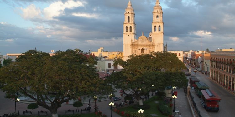 Campeche Historic Center, Mexico