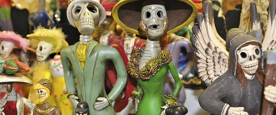 Day of the Dead in Mexico - Catarinas