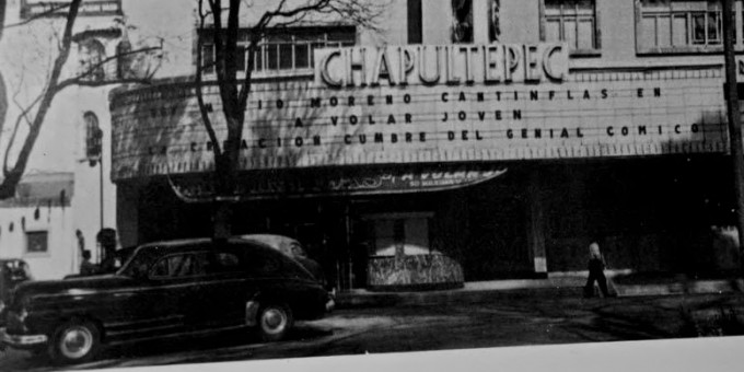 Chapultepec Cinema Mexico City
