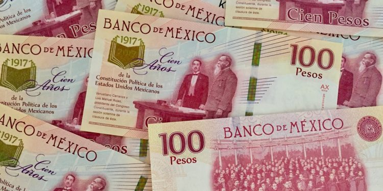 100 Mexican Pesos - Limited Edition