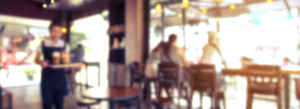 Coffee Shop Scene
