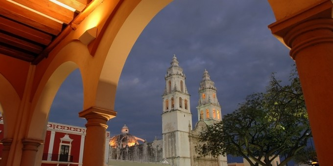 Campeche: Cpolonial Culture in Mexico