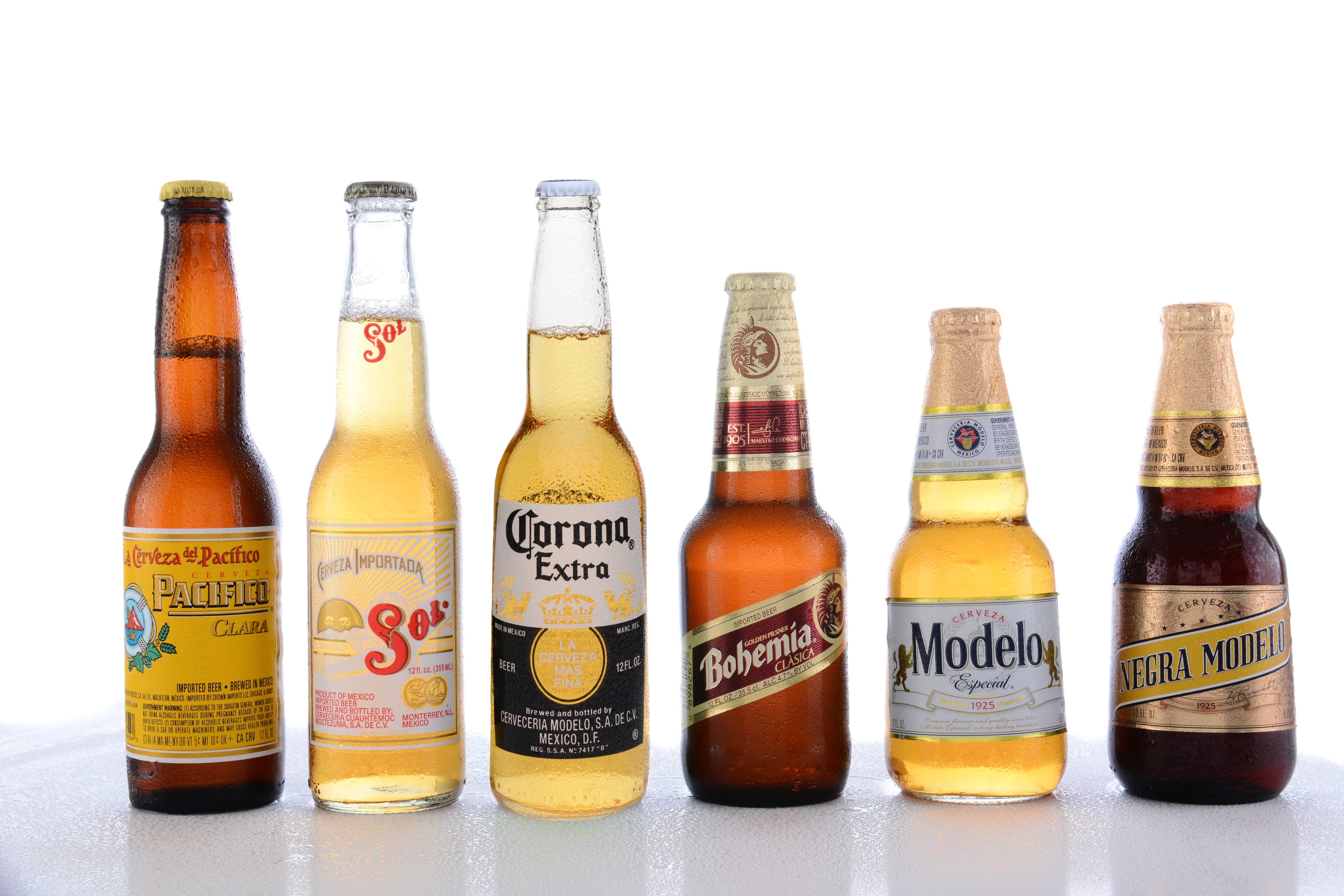 Mexican Beers   Guide to the plentiful assortment of Mexican beers