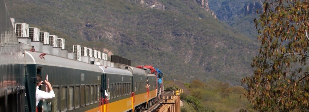 Mexico's Copper Canyon Train