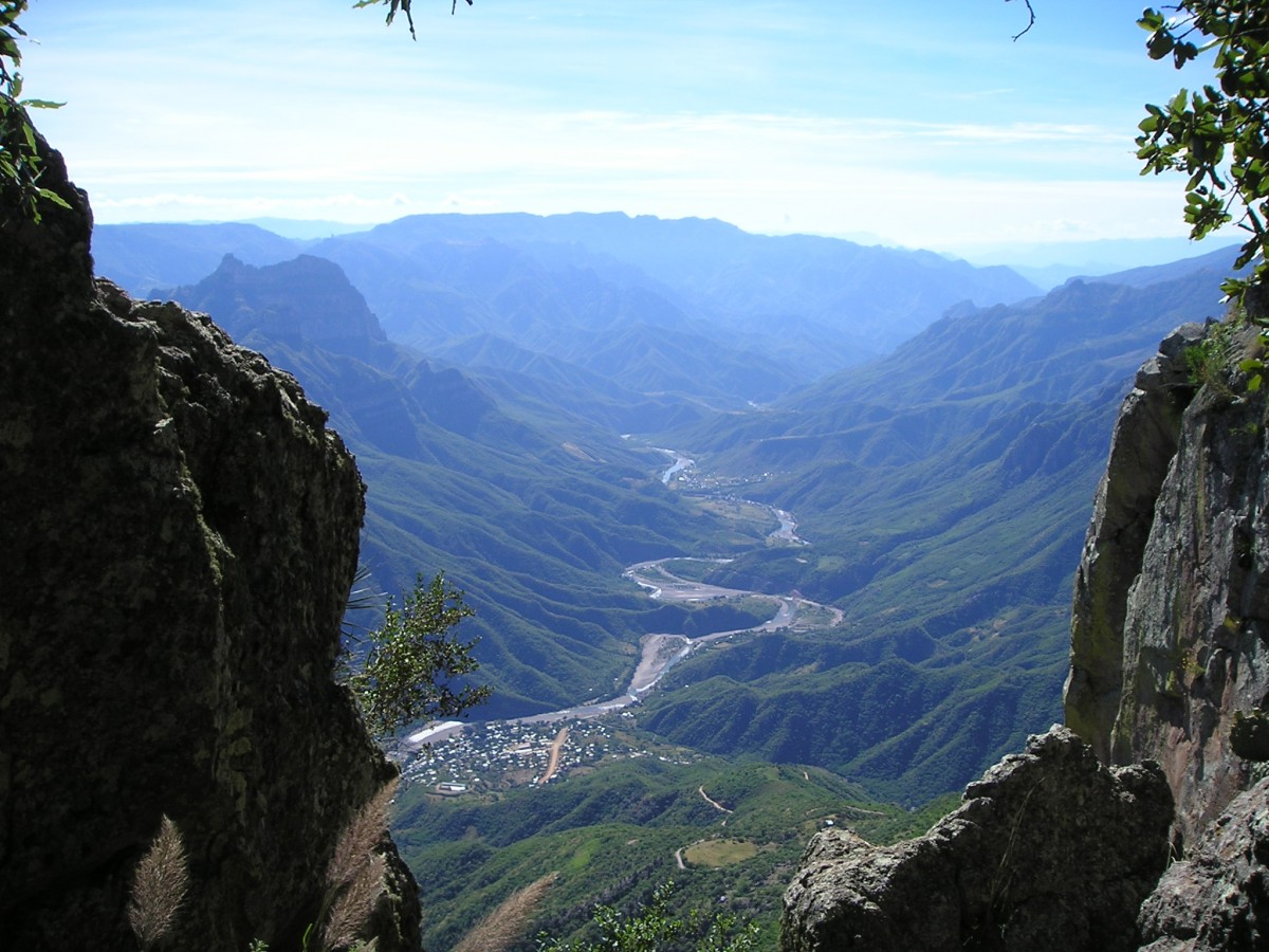 Copper Canyon Mexico on Colonial Life Insurance