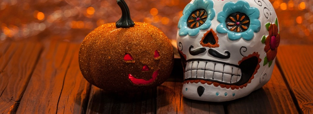 Halloween and Day of the Dead