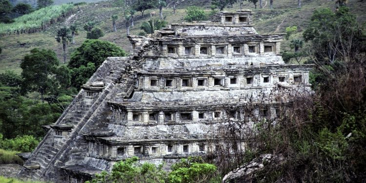 El Tajin, Veracruz, Mexico