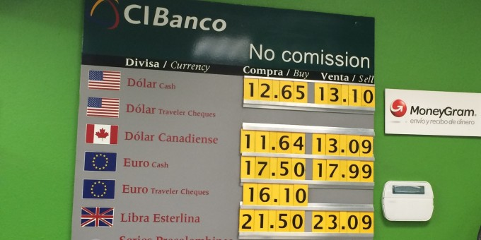 Currency Exchange Rates At Mexico City Airport