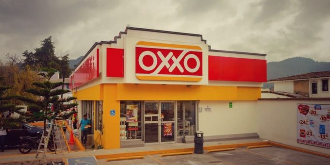 Convenience Store in Mexico