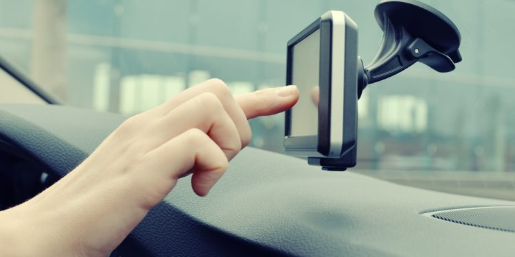 In-car GPS System