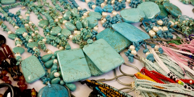 Handcrafted Necklace Jewelry from Mexico