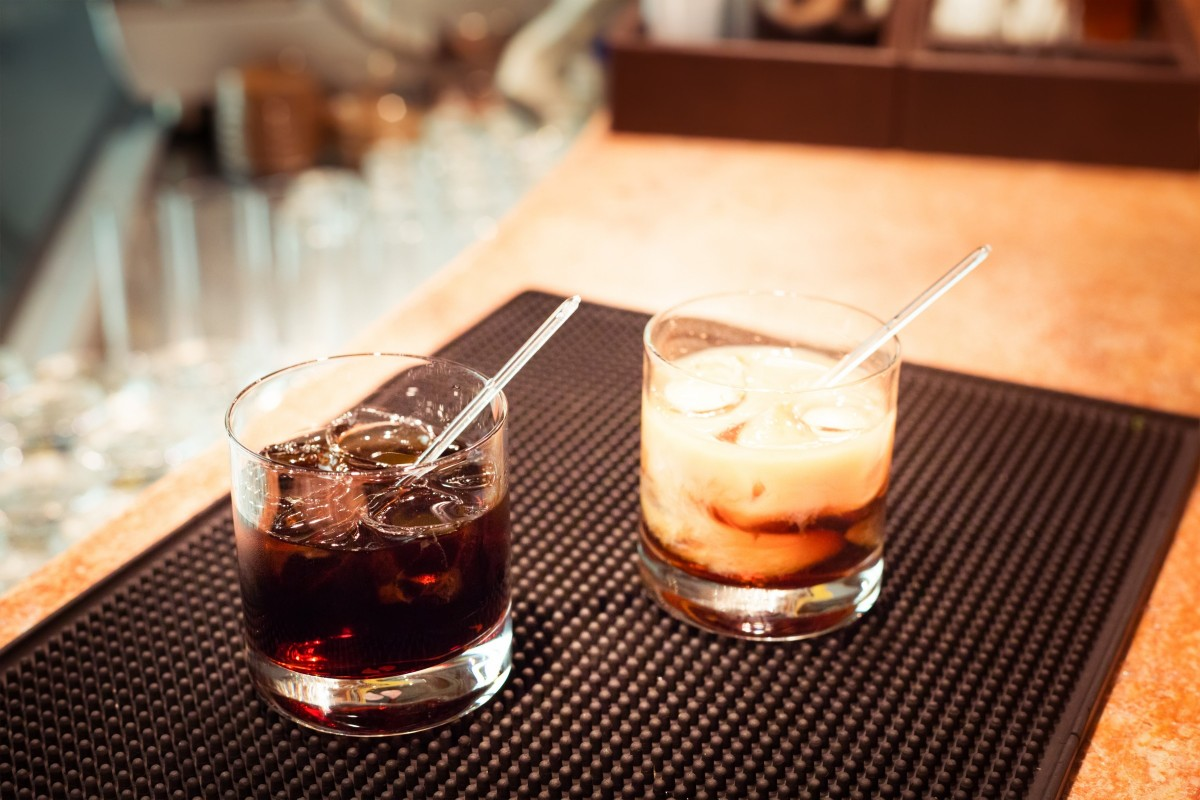 Kahlua - Black and White Russian Beverage