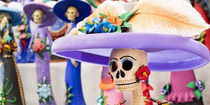 Mexicos Elegant Catrinas On Parade Mexperience
