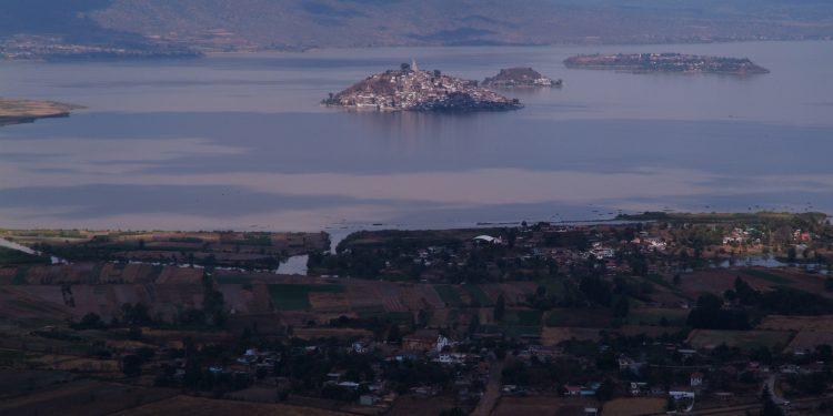 Lake Patzcuaro and Janitzio Island
