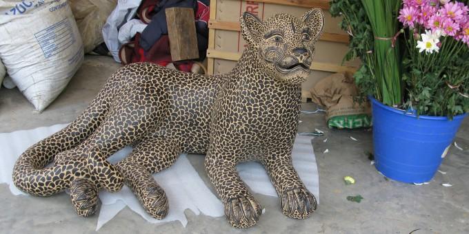 Mata Ortiz - Jaguar