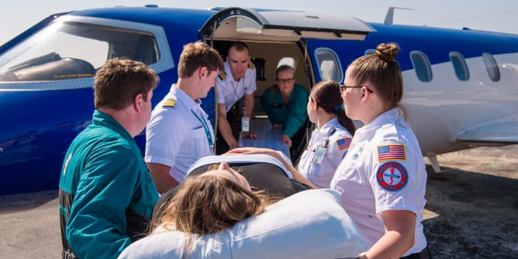 Medical Air Evacuation Procedures