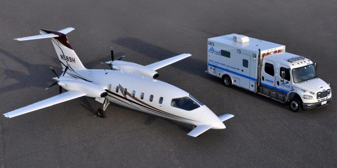 Medical Evacuation by Air