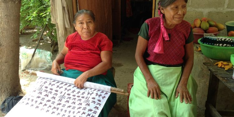 Artisans from Oaxaca, Mexico