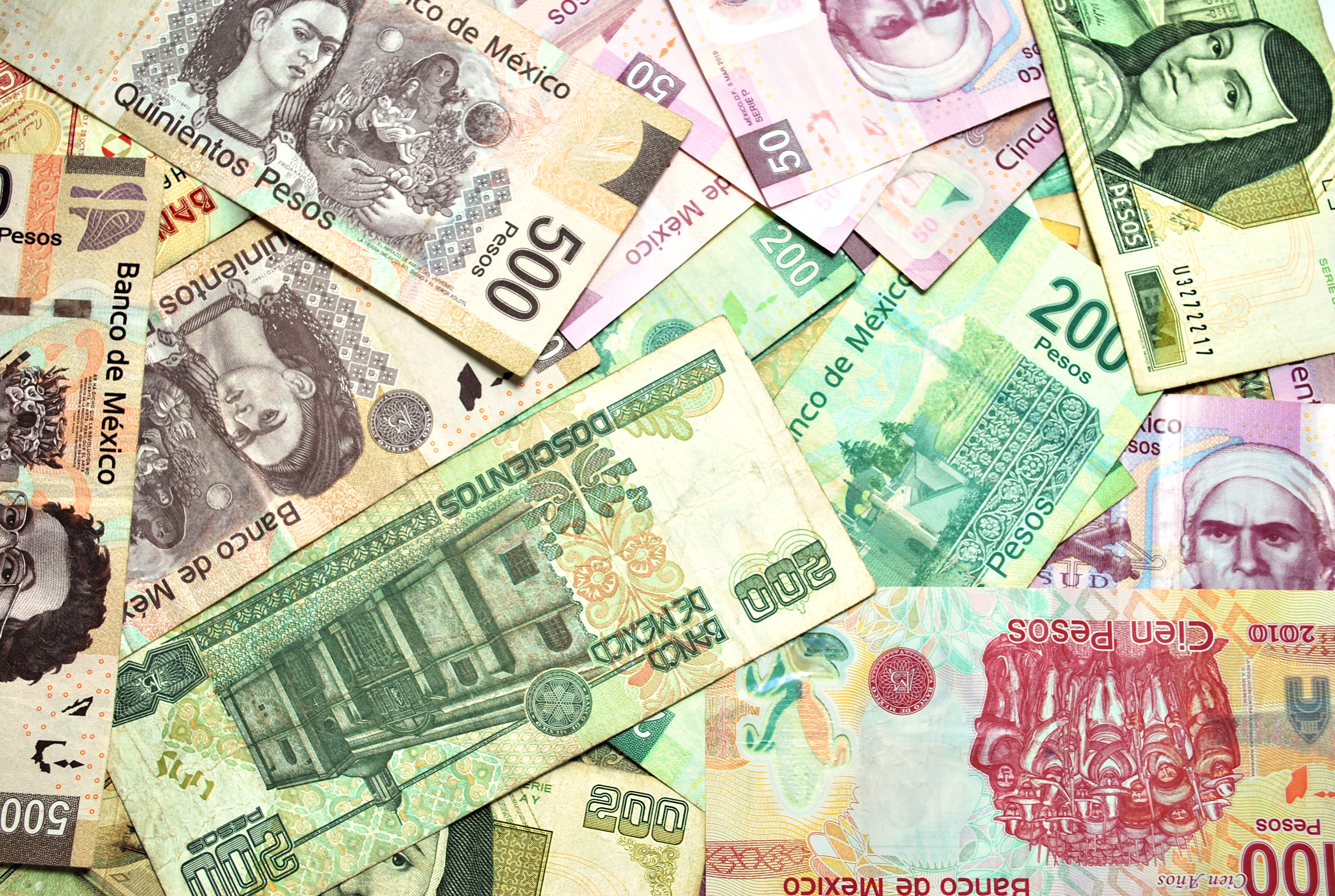Mexico Peso Currency Exchange Rate