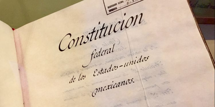 Mexico's Constitution