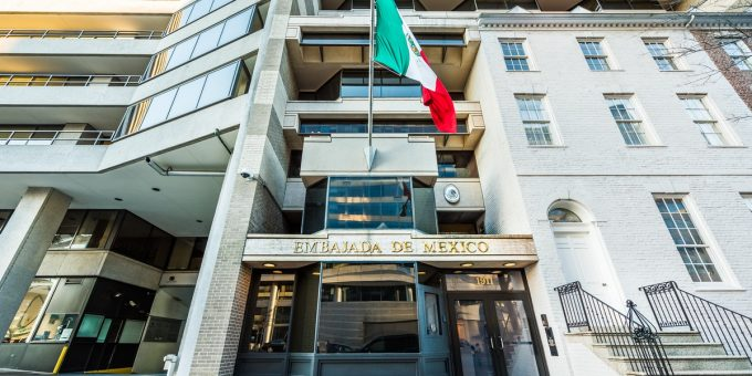 Mexican Embassy Consulate