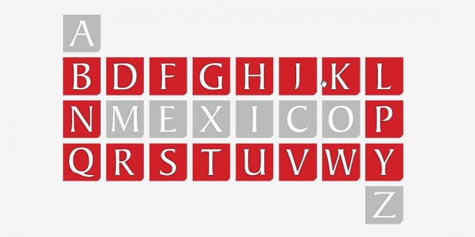 Mexico A-Z Guide