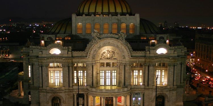Mexico City, Capital City of Mexico