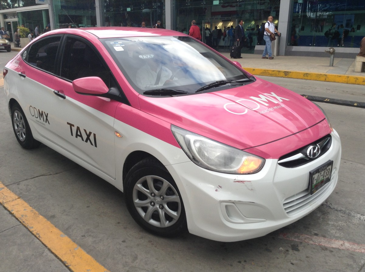 Mexico Taxis Taxi Cab Fares Costs Safety