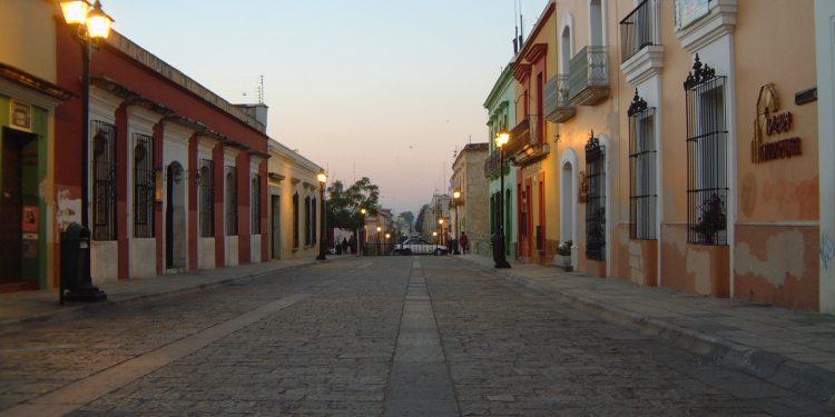 Oaxaca City, Mexico