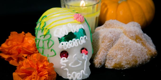 Ofrendas for Day of the Dead