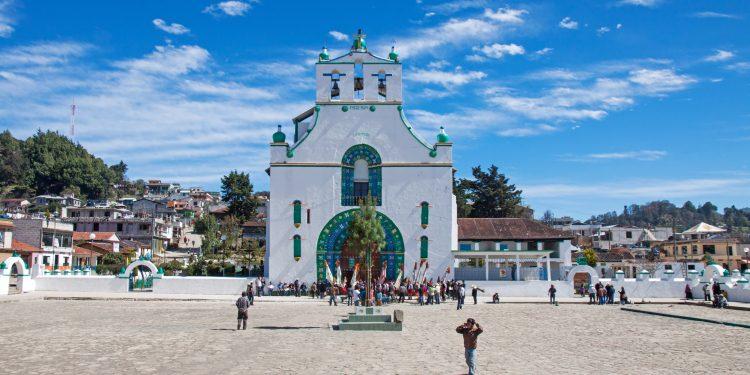 Church at San Juan Chamula, Chiapas