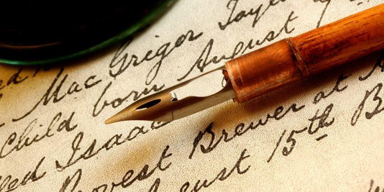 Pen and Manuscript