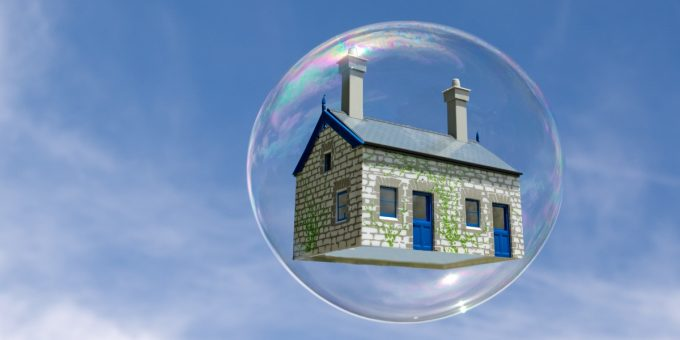 Property in a Bubble