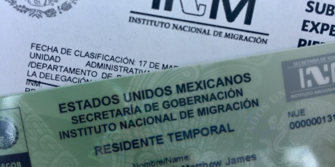 Temporary Resident Permit Mexico