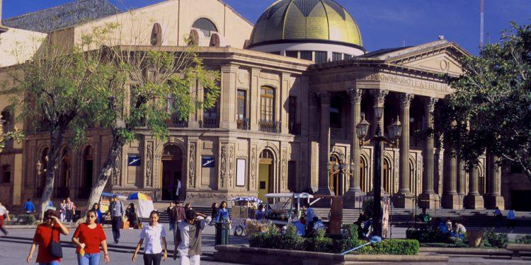 San Luis Potoso, Historic Center, Mexico