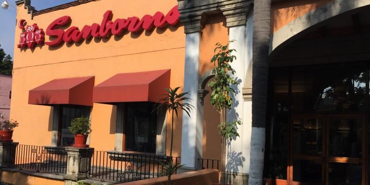 Sanborns Store & Restaurant, Cuernavaca, Mexico